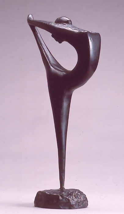 Ханна Орлова. Акробат. 1960 г.